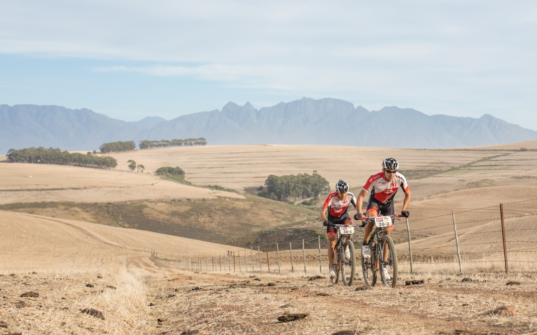 Mitas At Cape Epic
